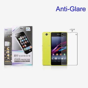 Nillkin Anti-glare Scratch-proof Screen Guard Film for Sony Xperia Z1 Compact D5503