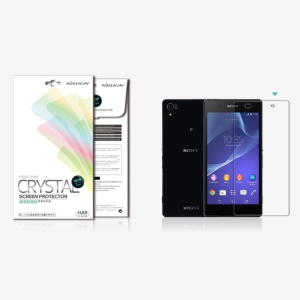 Nillkin Super Clear Anti-fingerprint Screen Guard Film for Sony Xperia Z2 D6502 D6503 D6543