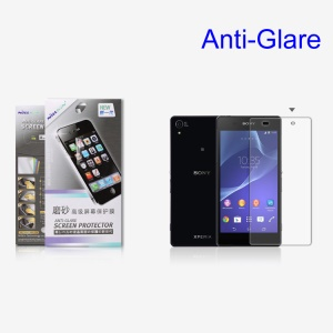 Nillkin Anti-Glare Scratch-resistant Screen Cover Film for Sony Xperia Z2 D6502 D6503 D6543