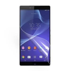 Clear Film Screen Protector para Sony Xperia Z3 D6603 D6653
