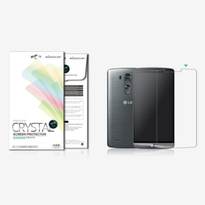 Nillkin Ultra Clear Anti-fingerprint LCD Screen Protector Film for LG G3 D850 LS990