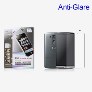 Nillkin Matte Anti-glare Anti-scratch Screen Protector Guard Film for LG G3 D850 LS990