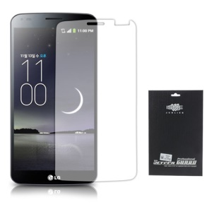 Clear Screen Protecter for LG G Flex D950 D955 D959 D958 LS995 (with Black Packing)