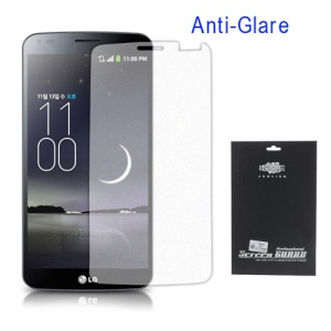 Anti-glare Matte Screen Protector Guard Film  for LG G Flex D950 D955 D959 D958 LS995 (with Black Packing)