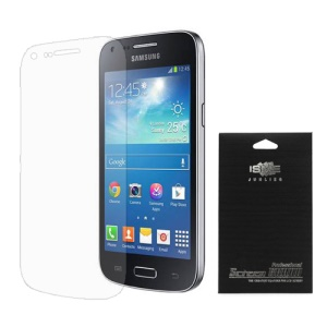 Clear Screen Protective Film for Samsung Galaxy Core Plus G350 / Trend 3 G3502 G3508 (With Black Package)