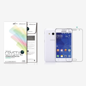 Nillkin Anti-fingerprint HD Clear Screen Protector Film for Samsung Galaxy Core 2 G355H