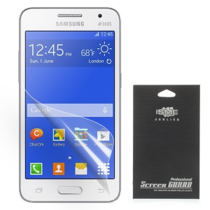 HD Clear Screen Protector Film for Samsung Galaxy Core II 2 G355H (with Black Package)