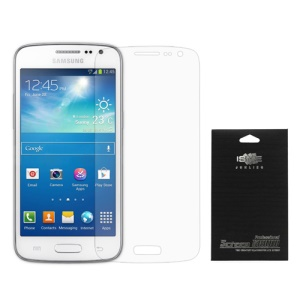 Transparent Clear Screen Protection Film for Samsung Galaxy Express 2 II G3815 (With Black Package)