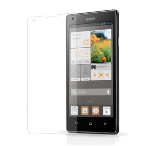Clear LCD Screen Protector Film for Huawei Ascend G700