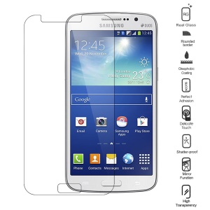 0.3mm 2.15D Explosion-proof Tempered Glass Screen Cover Film for Samsung Galaxy Grand 2 G7102 G7100 (Arc Edge)