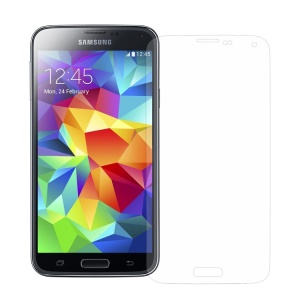 0.3mm Anti-explosion Tempered Glass Screen Guard Film for Samsung Galaxy S5 mini SM-G800 (Arc Edge)