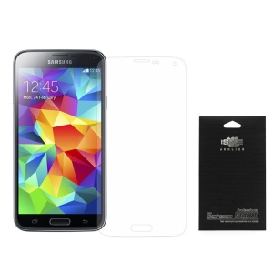 HD Clear LCD Screen Film for Samsung Galaxy S5 mini G800 (Black Package)