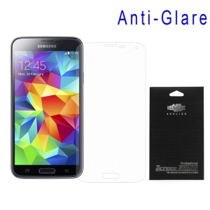 Matte Anti-glare Screen Guard Film for Samsung Galaxy S5 mini G800 (Black Package)