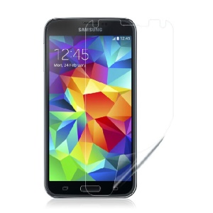 Clear LCD Screen Guard Film for Samsung Galaxy S5 Active G870A (AT&T)