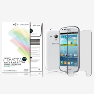 Nillkin Ultra-Clear Anti-fingerprint Screen Protector for Samsung Galaxy S3 Mini i8190