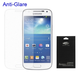 Premium Anti-Glare Screen Cover Film for Samsung Galaxy S4 mini I9190 I9192 I9195 (with Package)