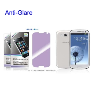 Nillkin Matte Anti-Glare Scratch-Resistance LCD Screen Protector for Samsung Galaxy S 3 / III I9300