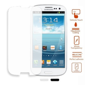 Premium Tempered Glass Explosion-proof Screen Protector Guard Film for Samsung Galaxy S3 i9300