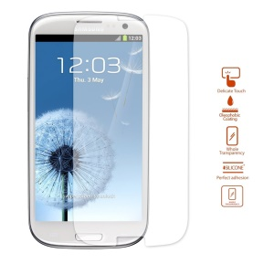 For Samsung Galaxy S3 i9300 0.2mm Explosion-proof Tempered Glass Screen Protector Guard Film