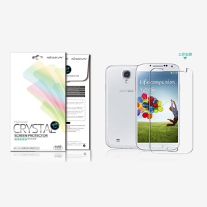 Nillkin Anti-Fingerprint Ultra Clear Protective Film for Samsung Galaxy S4 i9500 i9505