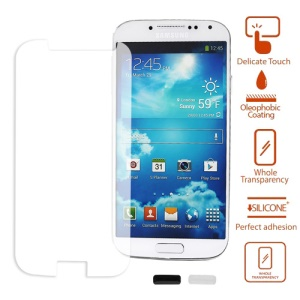 Explosion-proof Tempered Glass LCD Screen Protector for Samsung Galaxy S4 IV i9500 i9502 i9505