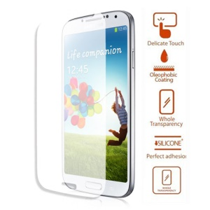 0.2mm 2.5D Anti-explosion Tempered Glass Protective Film for Samsung Galaxy S4 I9500 I9502 I9505