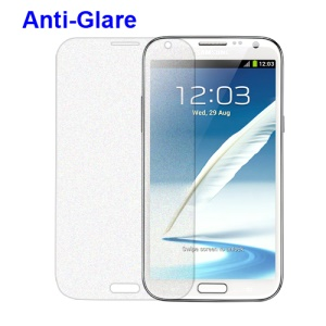 Anti-Glare Frosted Screen Protector for Samsung Galaxy Note II N7100