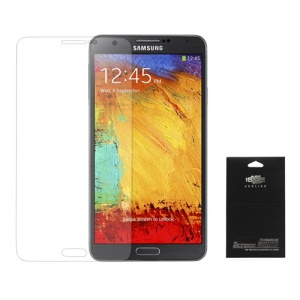 HD Clear LCD Screen Film for Samsung Galaxy Note 3 Neo N750 N7502 (with Black Package)