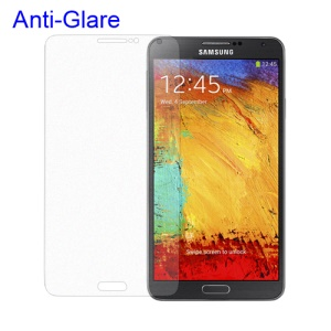 Anti-glare LCD Screen Film for Samsung Galaxy Note 3 N9000 N9005 N9002