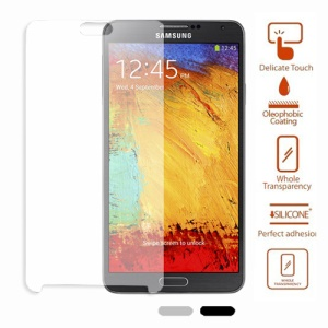 Explosion-proof Tempered Glass LCD Screen Protector Film for Samsung Galaxy Note III 3 N9005 N9000 N9002