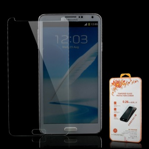 Explosion-proof Tempered Glass Screen Protector Film for Samsung Galaxy Note III 3 N9005 N9000 N9002