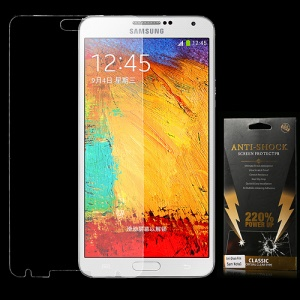 BUFF Ultimate Anti-Shock Screen Protector for Samsung Galaxy Note 3 N9005 N9002 N9000