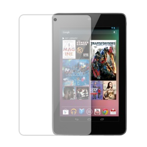 Clear Screen Protector Film for ASUS Google Nexus 7 1st