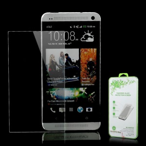 0.26mm Explosion-proof Tempered Glass Protection Screen for HTC One M7 801e