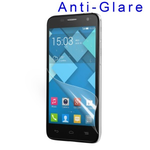 Anti-glare Frosted LCD Screen Shield Film for Alcatel One Touch Idol 2 Mini 6016A 6016X 6016D 6016E