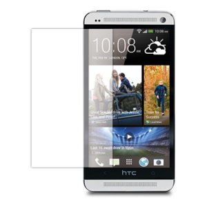 Super Clear LCD Screen Protector Cover Guard Film for HTC One M7 801e