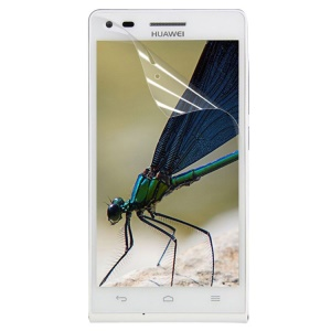Clear Screen Protector Film for Huawei Ascend G6 / G6 4G