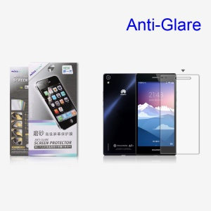 Nillkin Matte Anti-glare Anti-scratch Screen Protector Film for Huawei Ascend P7
