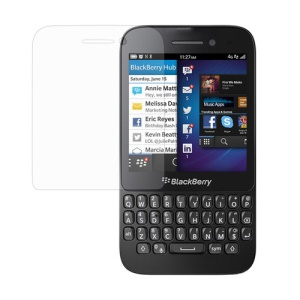 BlackBerry Q5 LCD Screen Protector Protective Film
