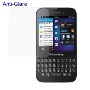 Anti-Glare Frosted Screen Protector Guard Film for BlackBerry Q5