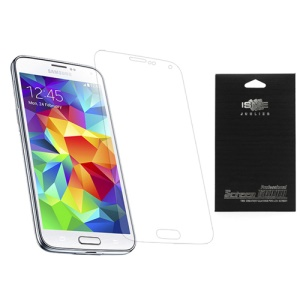 HD Clear Screen Protector Film para Samsung Galaxy S5 G900 (com pacote preto)
