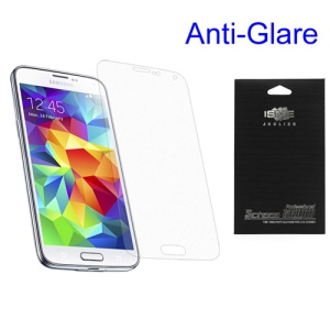 Matte Anti-glare Screen Guard Film for Samsung Galaxy S5 G900 (With Black Package)