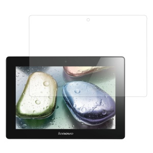 HD Clear LCD Screen Skin Film for Lenovo IdeaTab S6000 10.1-inch
