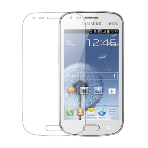 Clear Screen Protector for Samsung Galaxy S Duos S7562