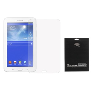 Clear LCD Screen Film Cover for Samsung Galaxy Tab 3 7.0 Lite T110 3G T111 (With Black Packing)