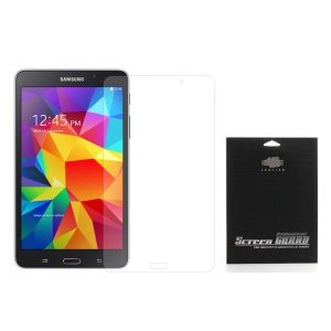 Clear HD LCD Screen Shield Film for Samsung Galaxy Tab 4 7.0 T230 T231 T235 (With Black Packing)