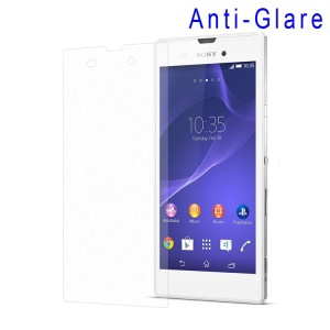 Anti-glare Screen Protector Guard Film for Sony Xperia T3 D5102 D5103 D5106