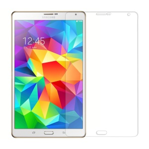 0.3mm Anti-explosion Tempered Glass Screen Guard Film for Samsung Galaxy Tab S 8.4 T700 T705 (Arc Edge)