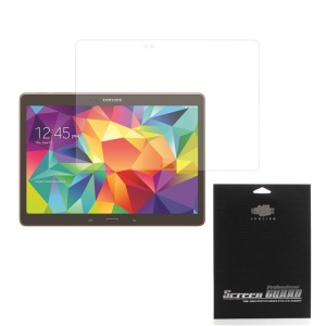 Clear Screen Protective Film for Samsung Galaxy Tab S 10.5-inch T800 T805 (Black Package)