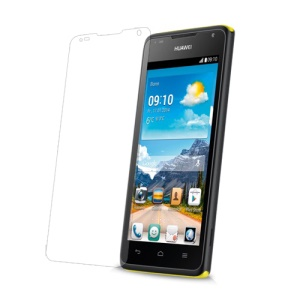 Transparent Clear Screen Cover Film for Huawei Ascend Y530